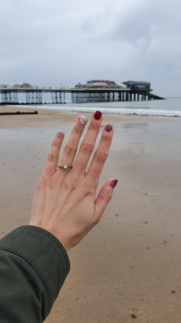 Marriage Proposal Ideas in Cromer Beach