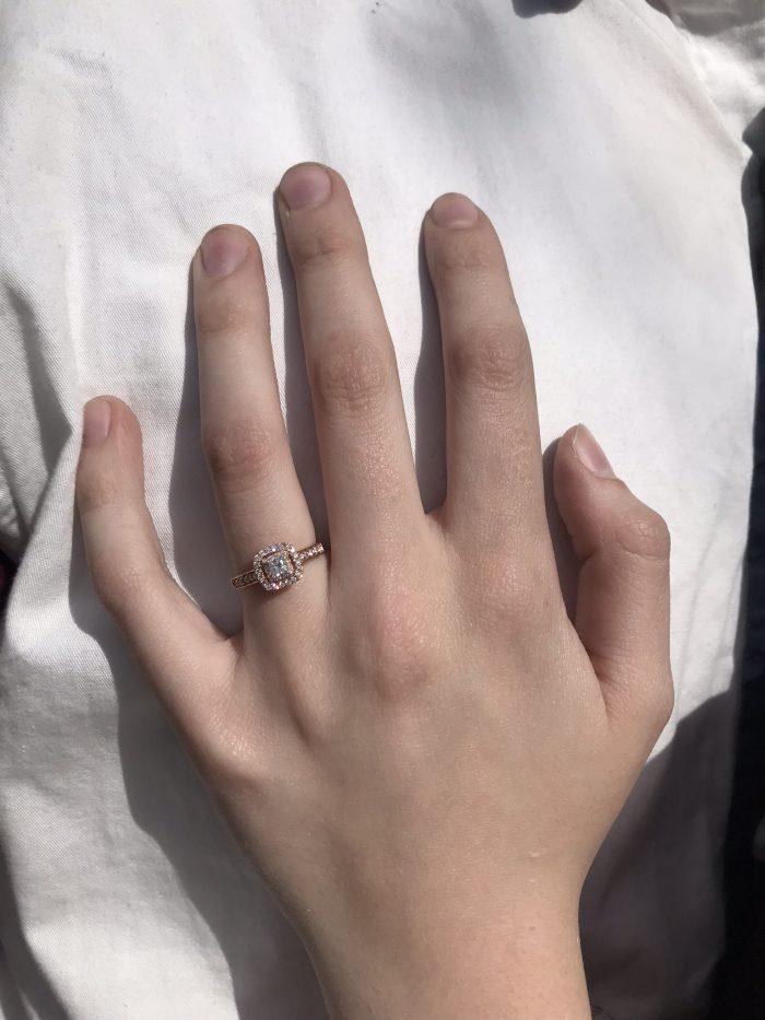 Megan and Preston's Engagement in Provo, Utah