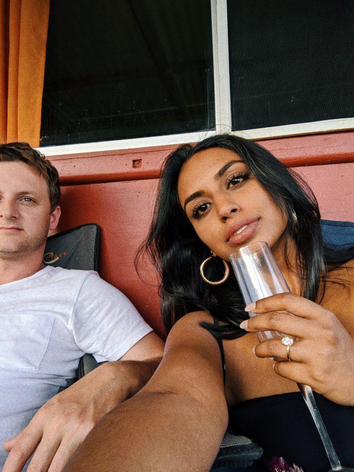 Prasanthi and James's Engagement in Capertee Valley, NSW, Australia