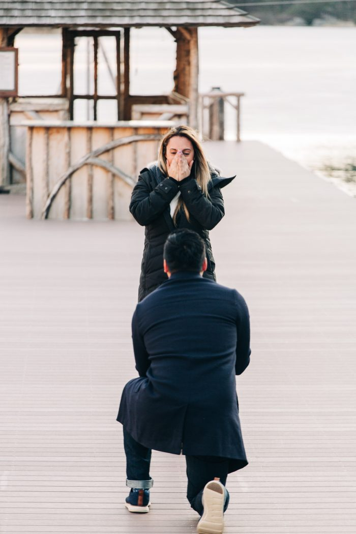 Wedding Proposal Ideas in Mohonk Mountain