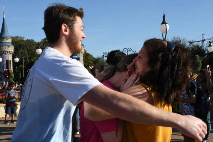 Marriage Proposal Ideas in Magic Kingdom Disney World