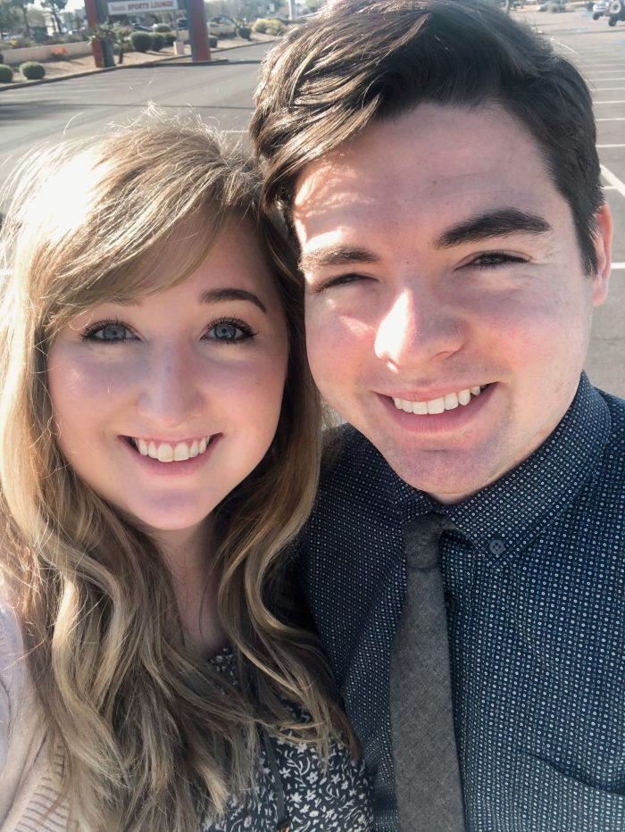 Cassie's Proposal in Prescott, Arizona