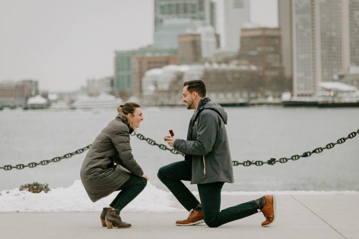 Casey's Proposal in Boston