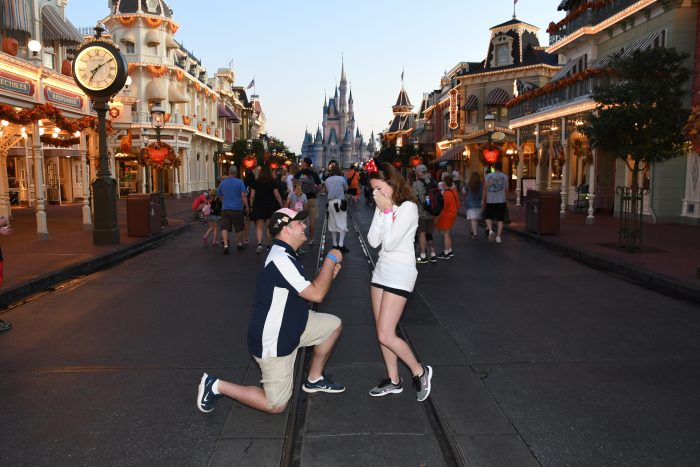 Where to Propose in Disney World