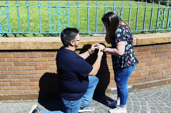 Marriage Proposal Ideas in Disney