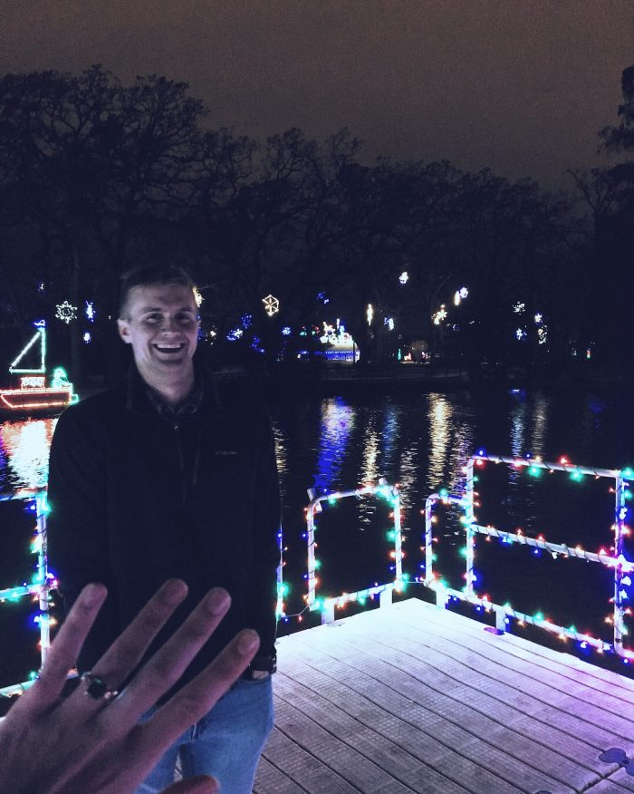 Where to Propose in College Station, Texas