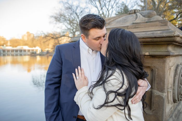 Marriage Proposal Ideas in New York, Central Park