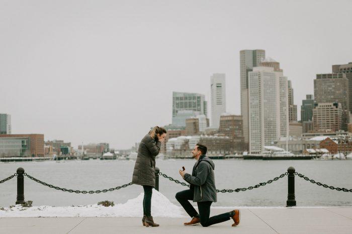 Wedding Proposal Ideas in Boston