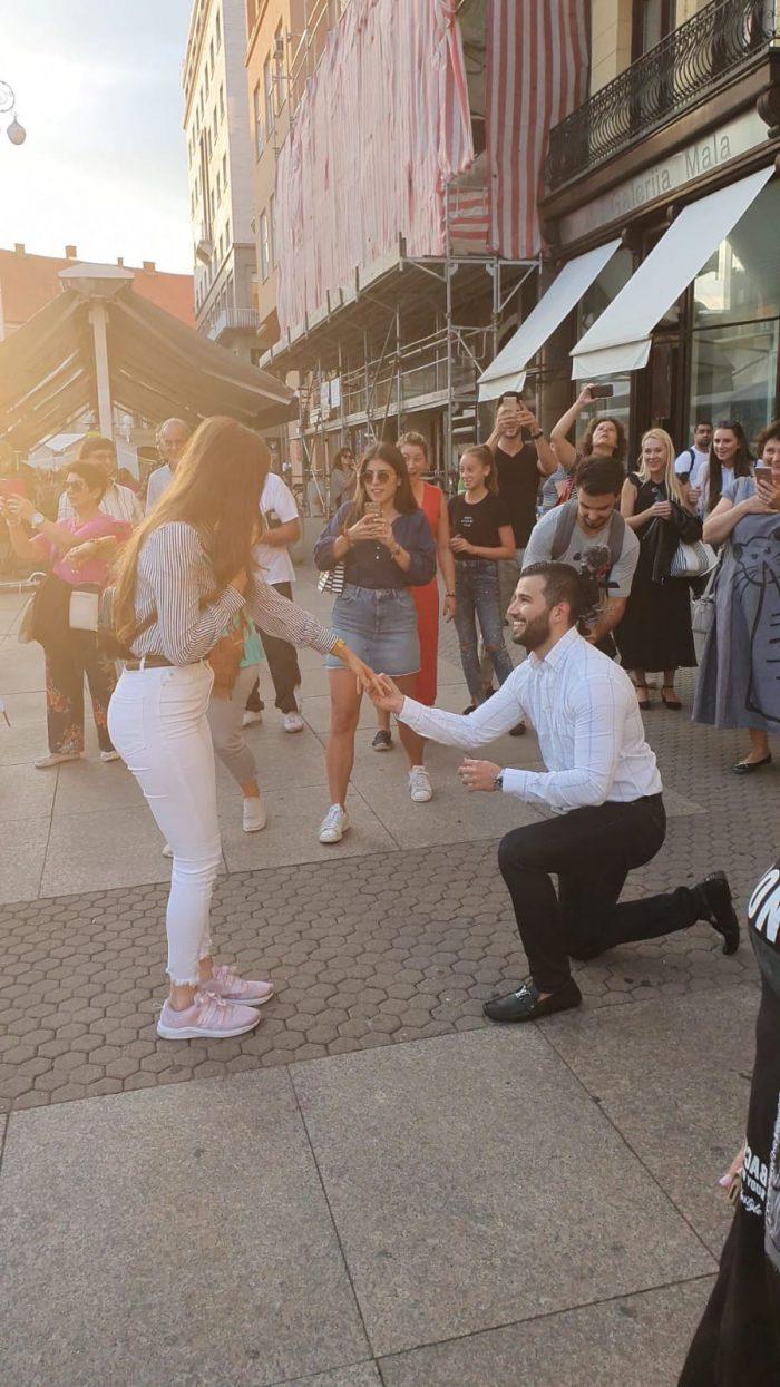 Engagement Proposal Ideas in Zagreb, Croatia