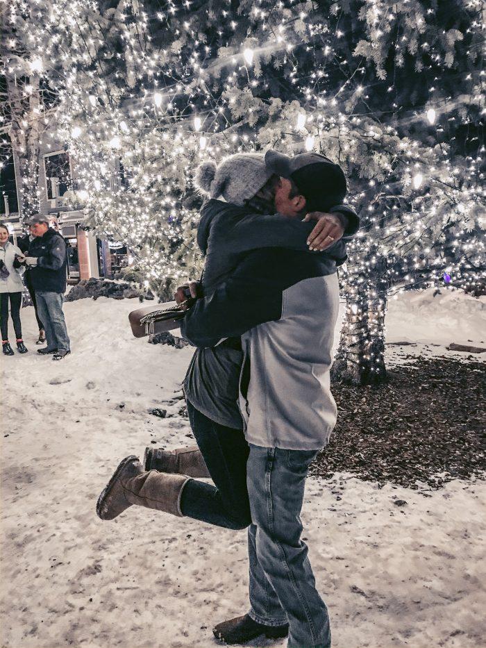 Wedding Proposal Ideas in Breckenridge, Colorado