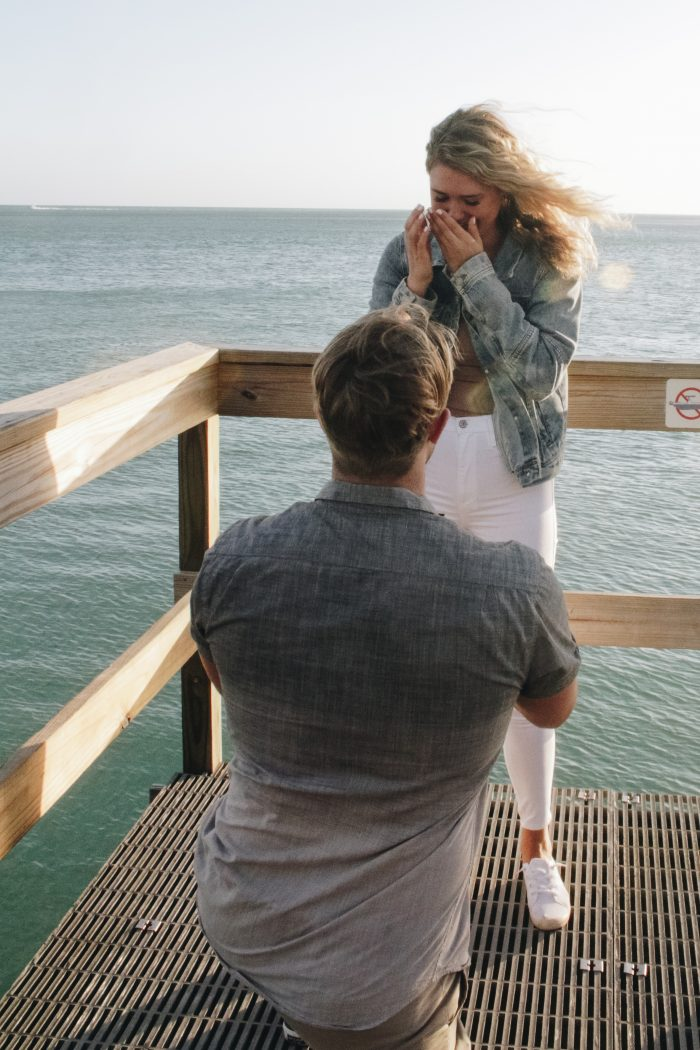 Marriage Proposal Ideas in The Florida Keys