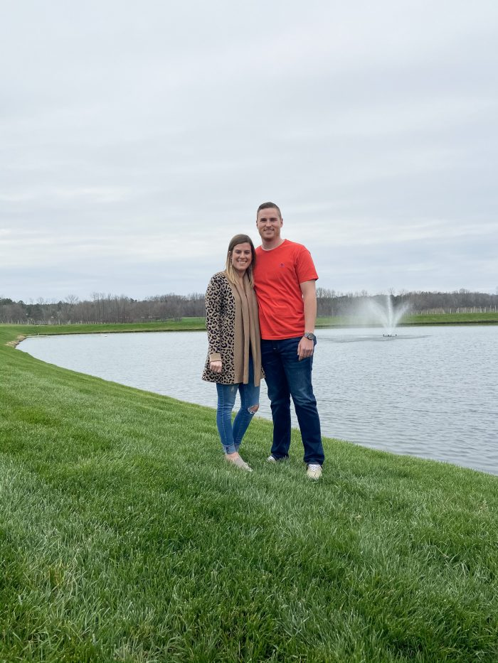 Marriage Proposal Ideas in Childress Vineyards