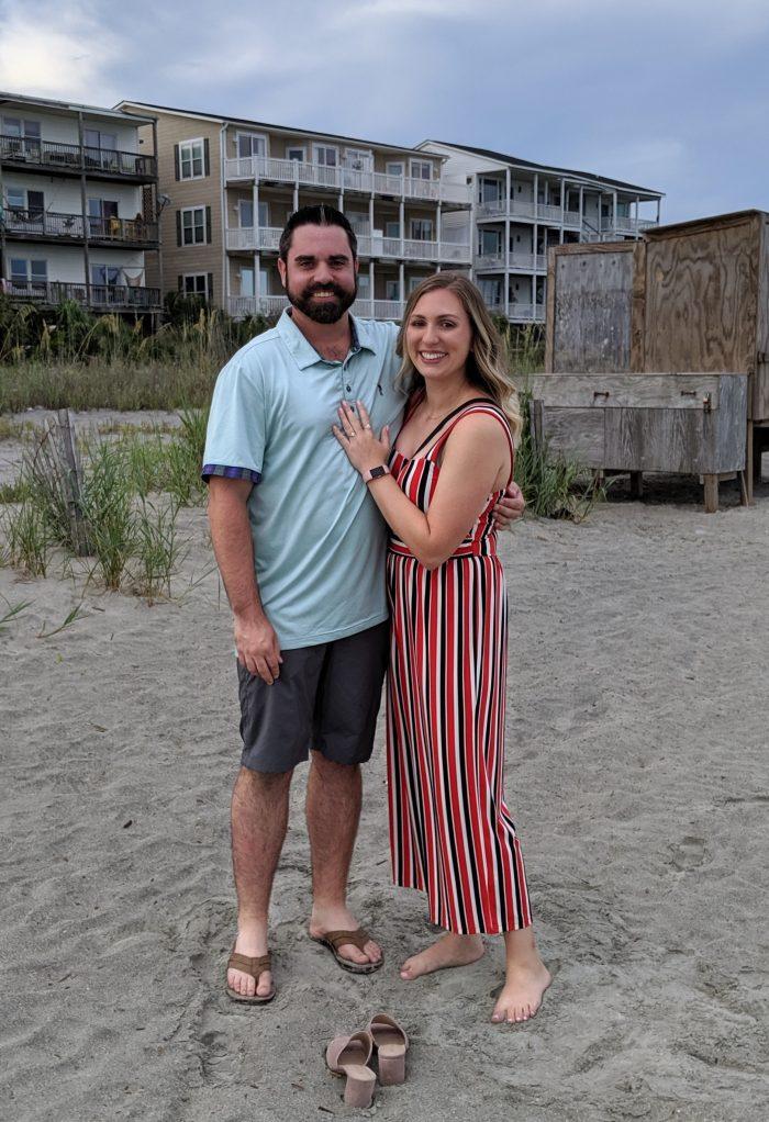 Marriage Proposal Ideas in Folly Beach, SC