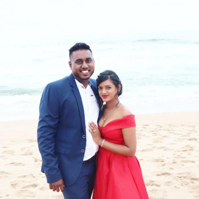 Image 7 of Verusha and Mahendra
