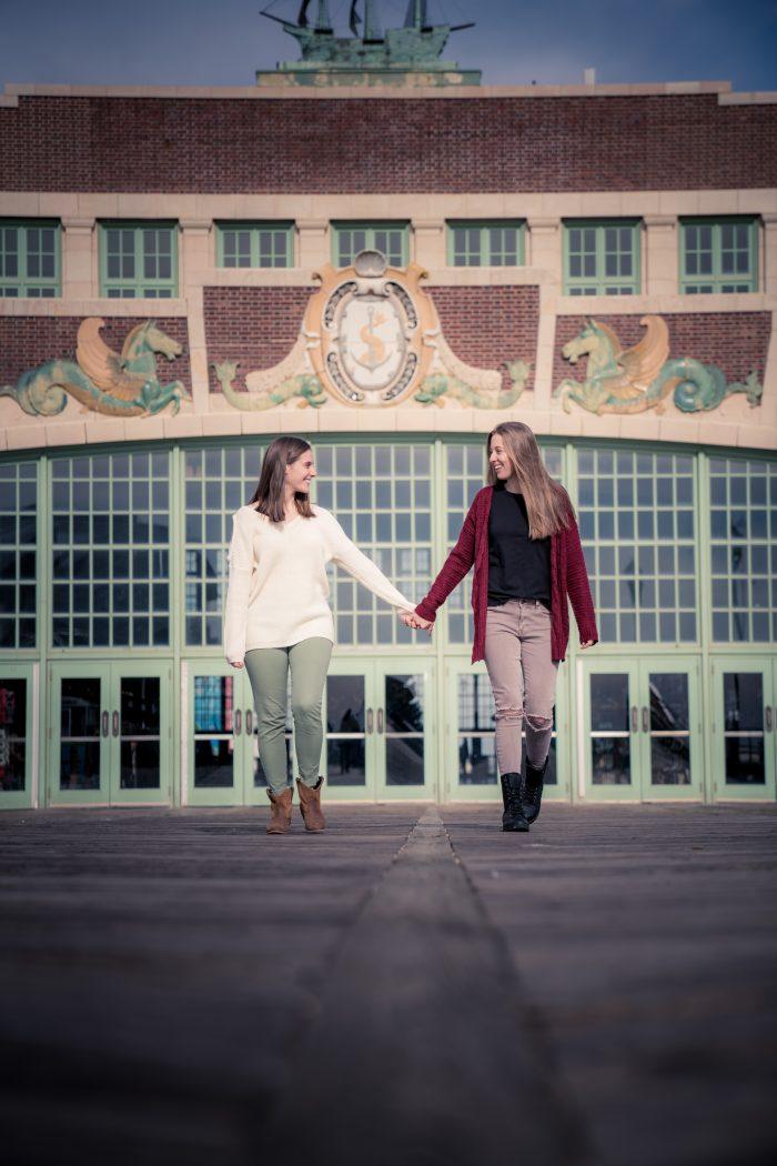 Image 1 of Sarah and Amanda