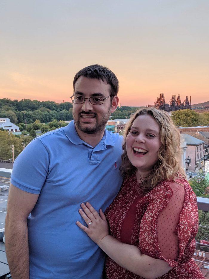 Image 4 of Stephanie and Josh