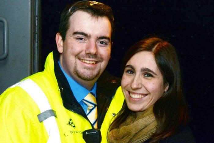 Image 1 of Allie and Matt