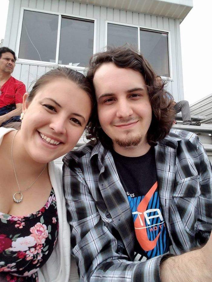 Image 3 of Kayleigh and Jacob
