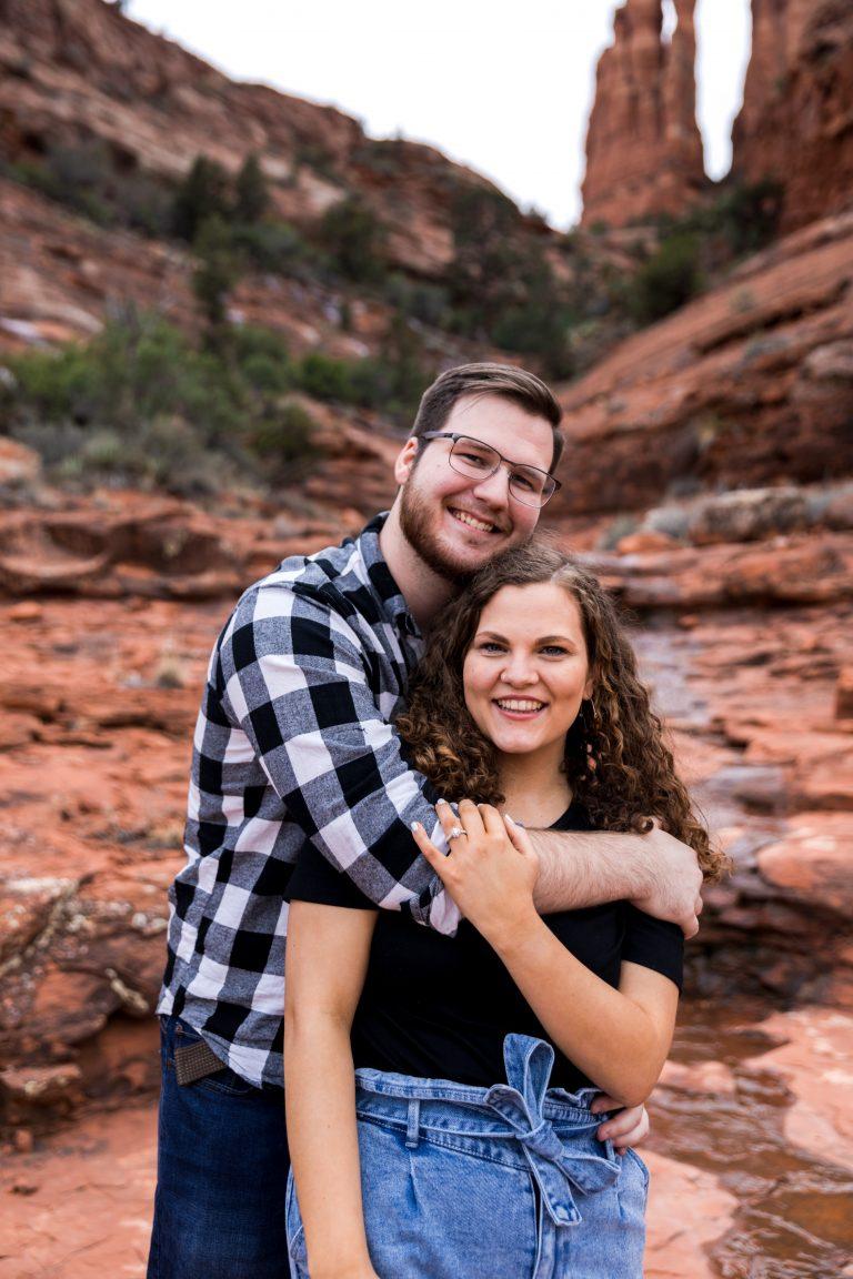 Image 16 of Caroline and Wyatt