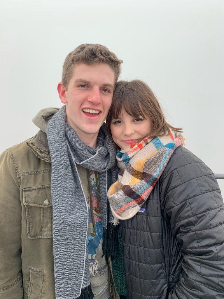 Image 1 of Kaye and Eli