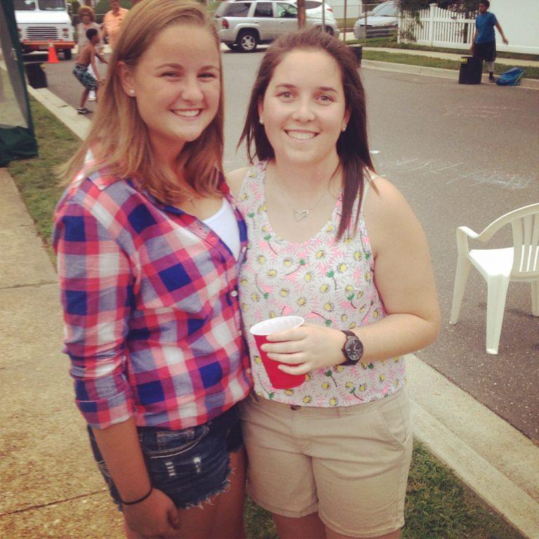 Image 1 of Brittney and Amanda