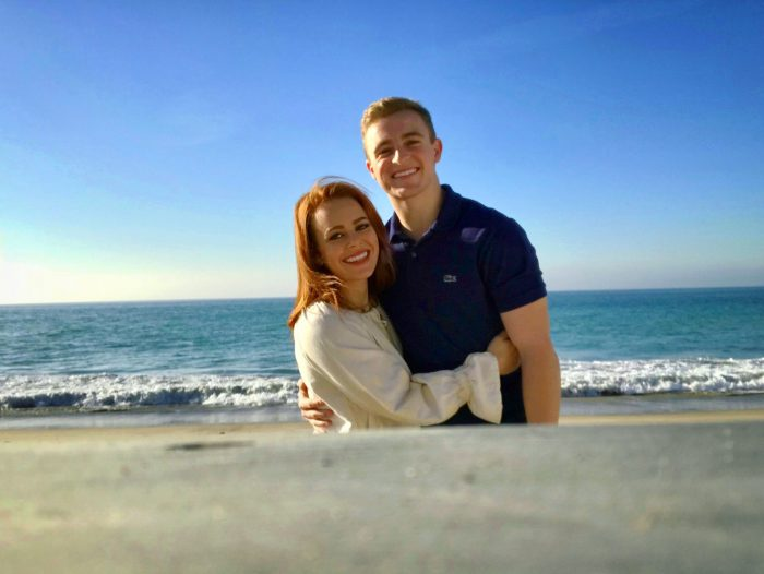 Image 1 of Kelsey and Parker
