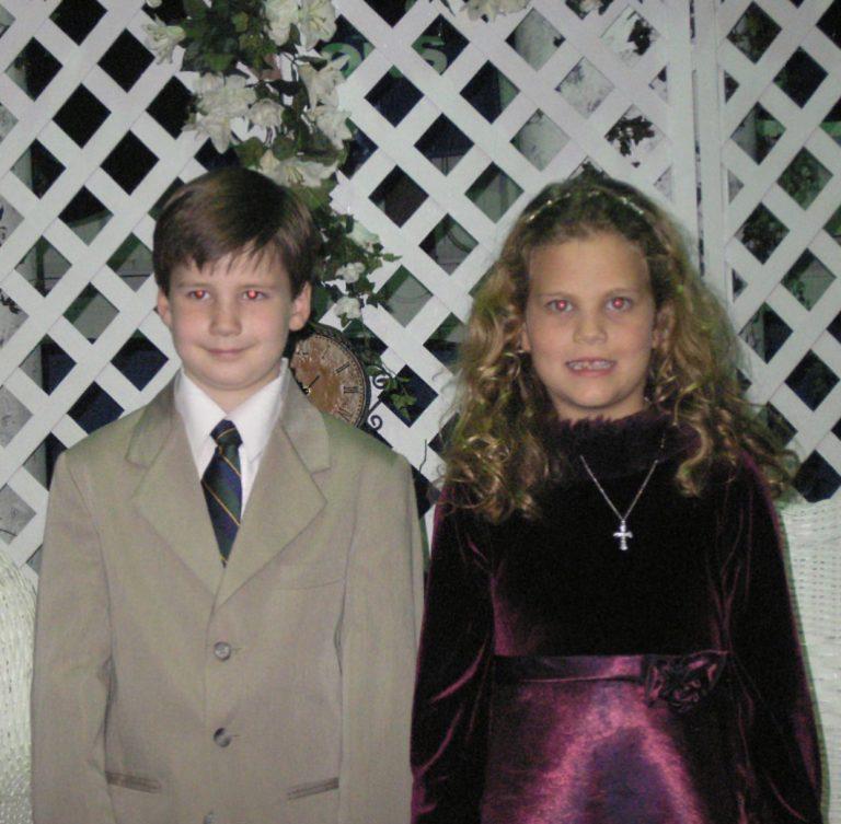 Image 1 of Caroline and Wyatt