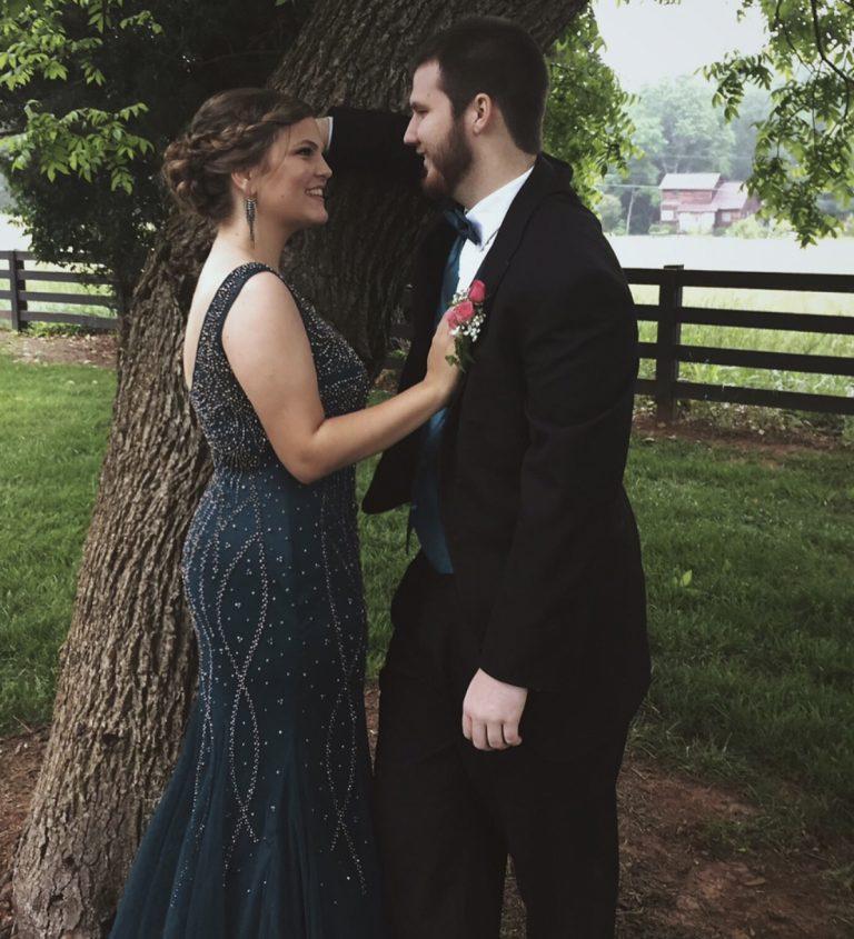 Image 3 of Caroline and Wyatt