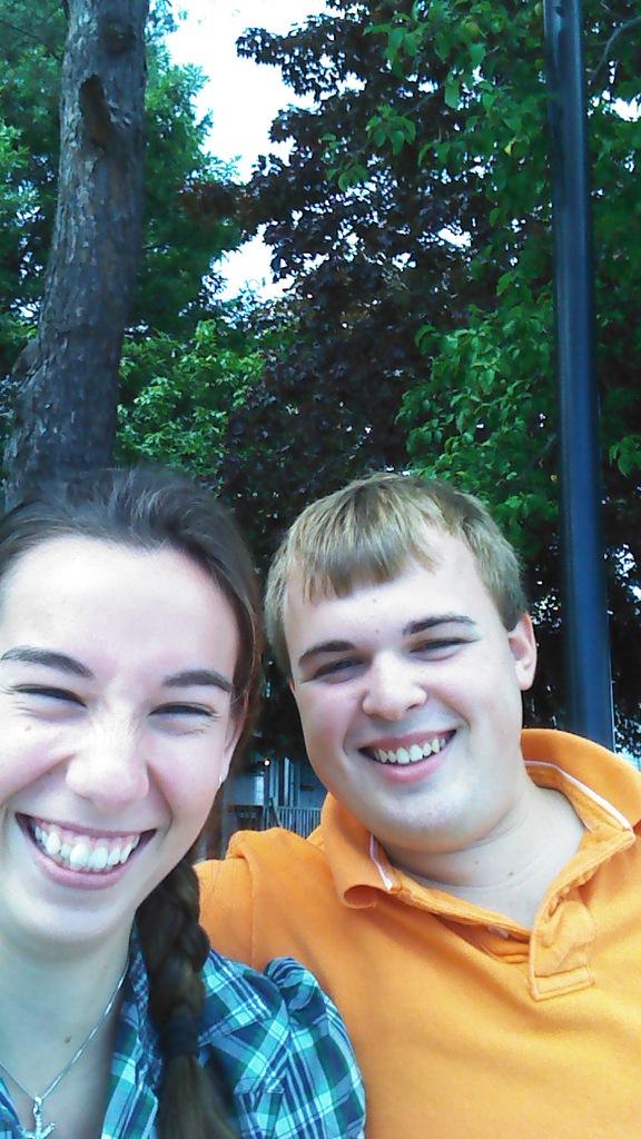 Image 1 of Katrina and Christopher