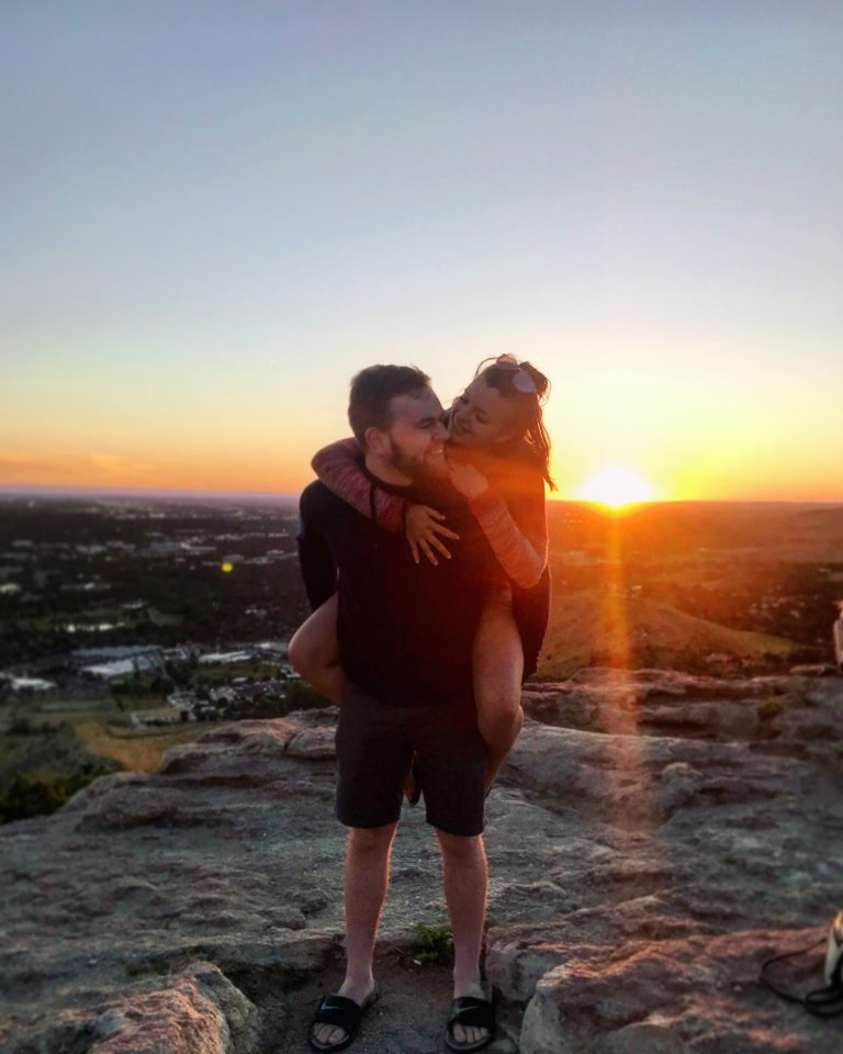 Image 3 of Josh and Kirsten