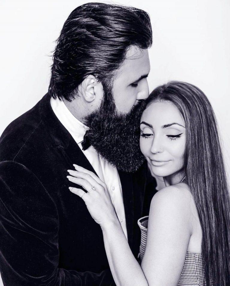 Image 1 of Alaina and Nasser
