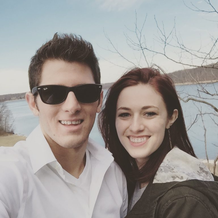 Image 1 of Brooke and Nate