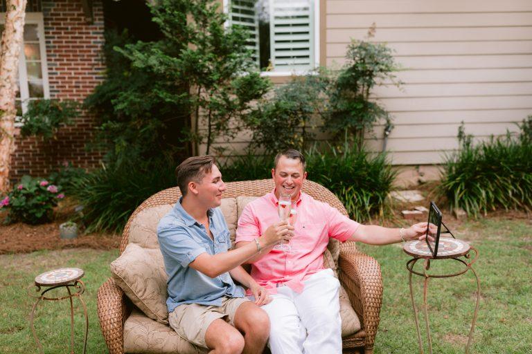 Image 8 of Justin and Mason