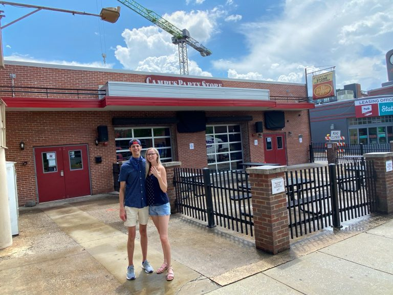Image 1 of Lauren and Andrew