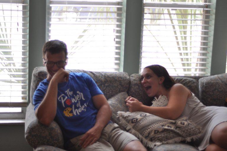 Image 1 of Rae and Benjamin