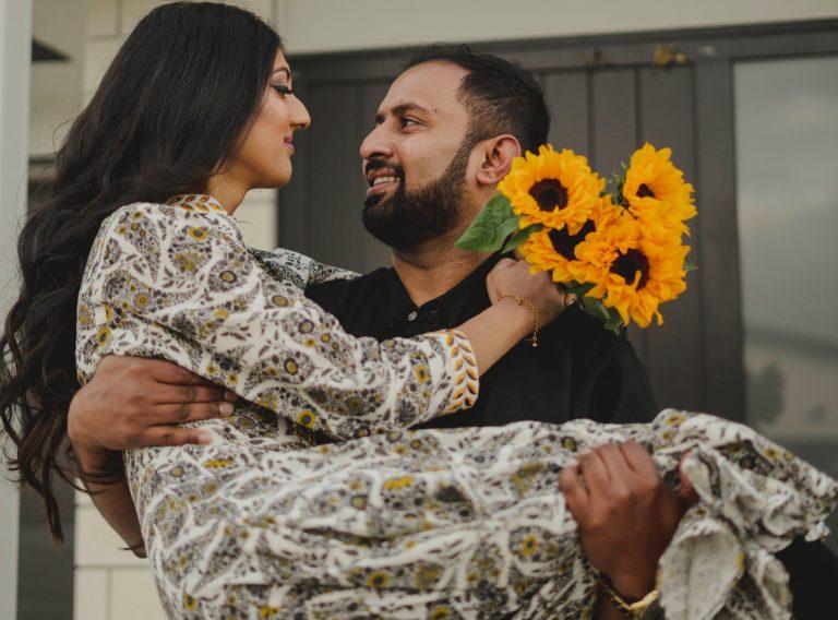 Image 2 of Benita and Jainesh