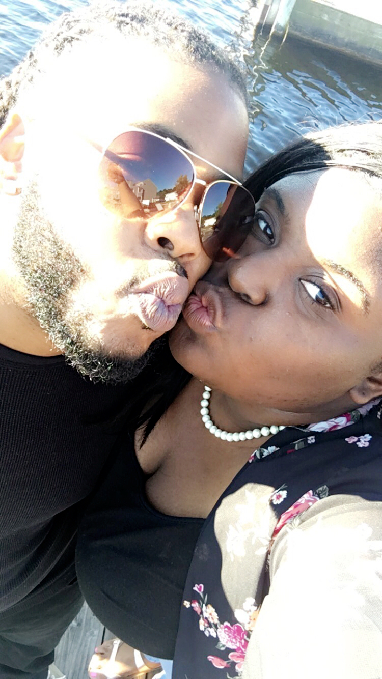 Image 1 of Brittany and Calvin