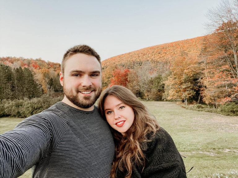 Image 1 of Lauren and Ian