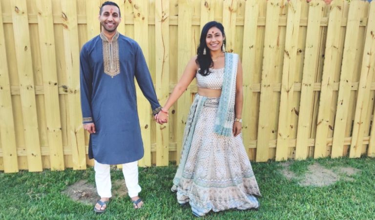 Image 4 of Meera and Ameet