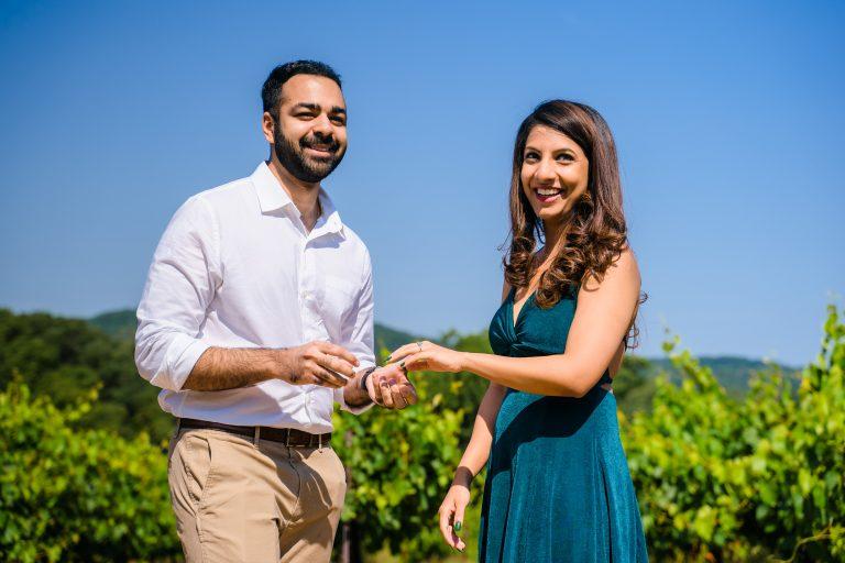 Image 3 of Ravali and Anish