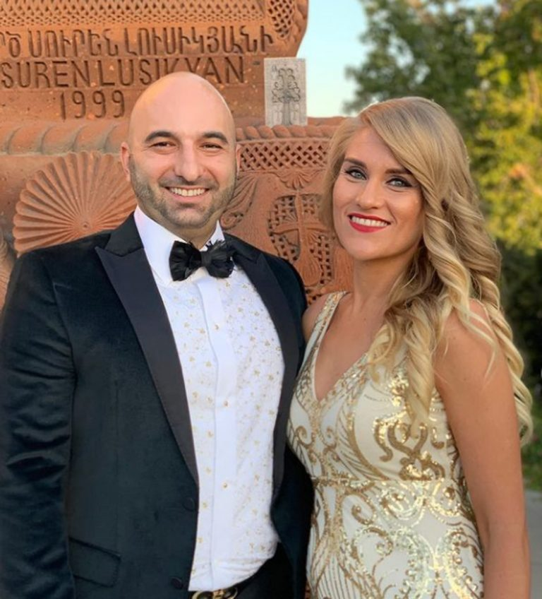Image 1 of Armen and Nicole