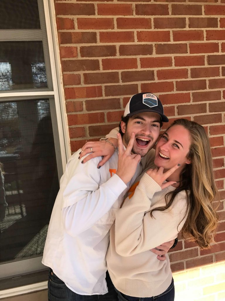 Image 1 of Caleigh and Seth