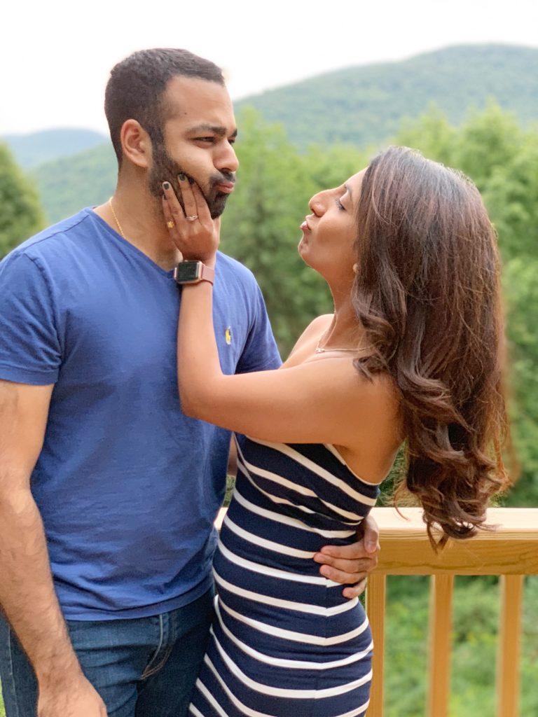 Image 1 of Ravali and Anish