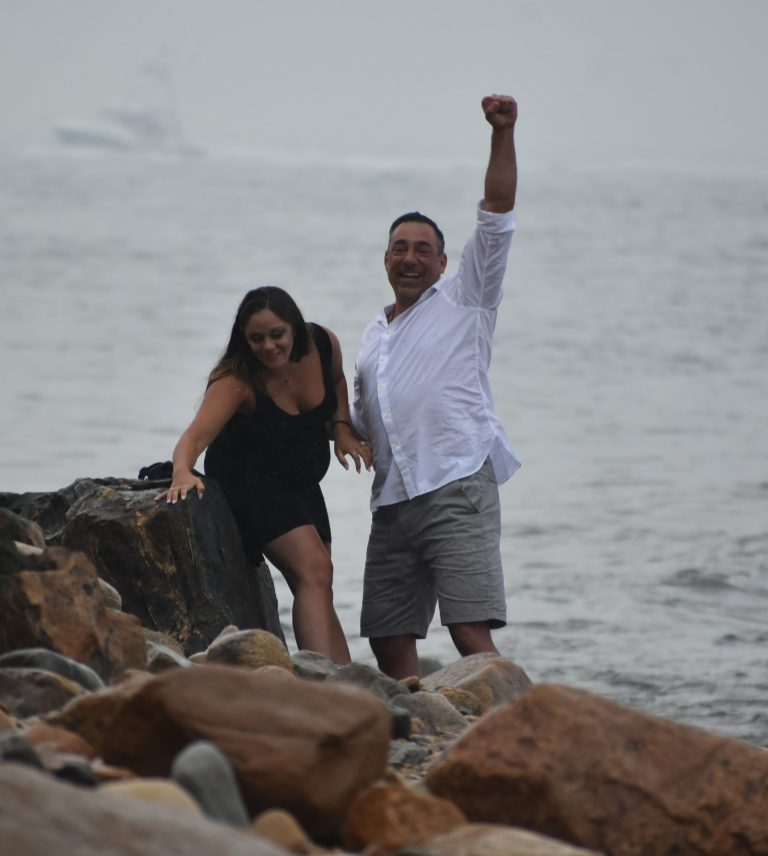 Image 1 of Danielle and Frank
