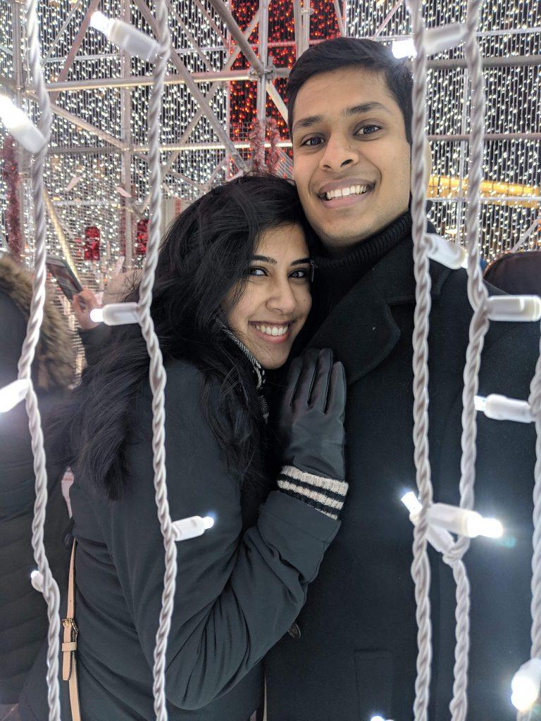Image 4 of Haritha and Pranav