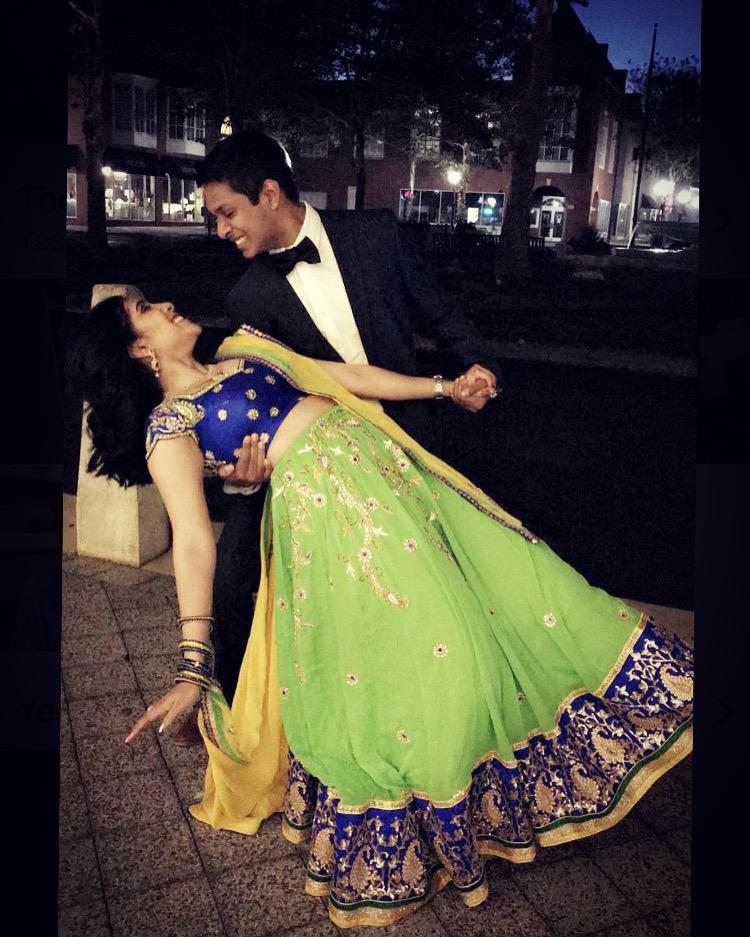 Image 1 of Haritha and Pranav
