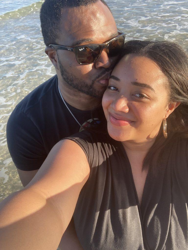 Image 2 of Ashley and Oladipo