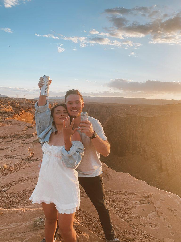 Image 3 of Liz and Nick