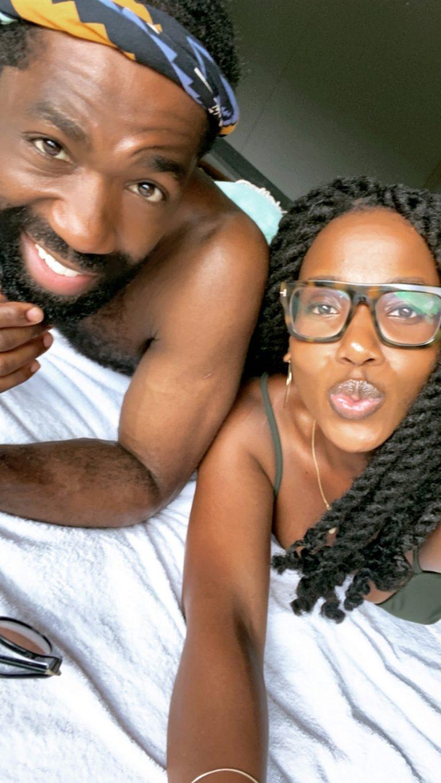 Image 3 of Fallon and Nzimiro