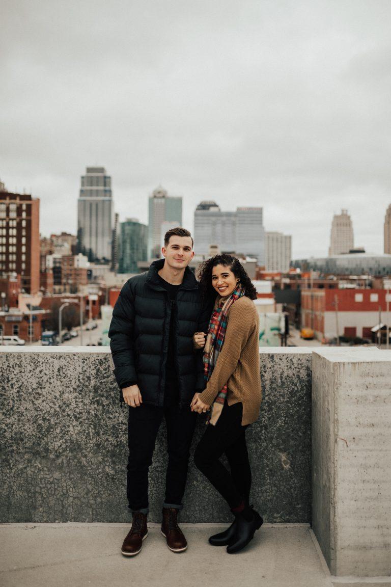 Image 1 of Victoria and Hayden